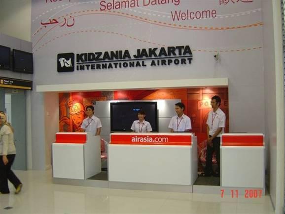 Suasana Airport