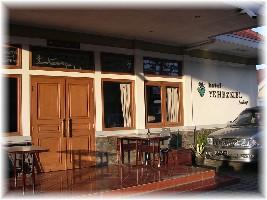 Hotel Yehezkiel - Reception
