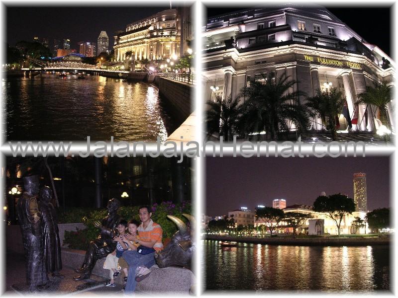 Tempat menarik di Singapura