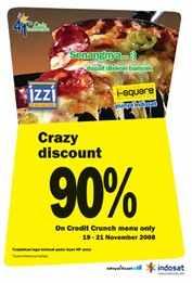 izzi crazy discount 90%