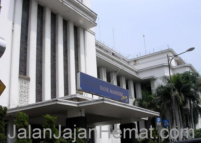 Museum Bank Mandiri Jakarta | Jalan Jajan Hemat