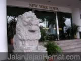 Depan hotel