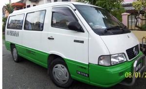 Sewa Van Malaysia