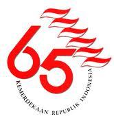 HUT RI ke 65 – mari cintai Indonesia