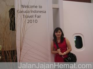Garuda Indonesia Travel Fair – GATF 2010