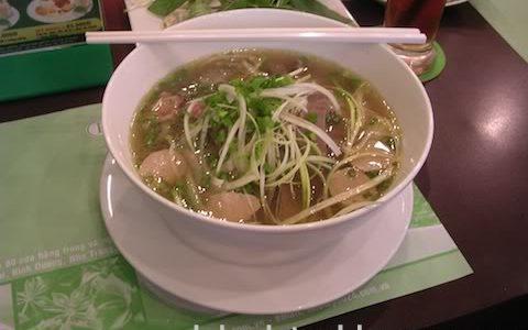 Tempat Wisata di Ho Chi Minh City (Vietnam) – Ben Tanh Market