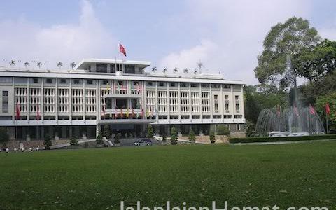 Perjalanan wisata di Ho Chi Minh City (Vietnam) – City tour