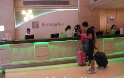 Review Hotel Holiday Inn Macau