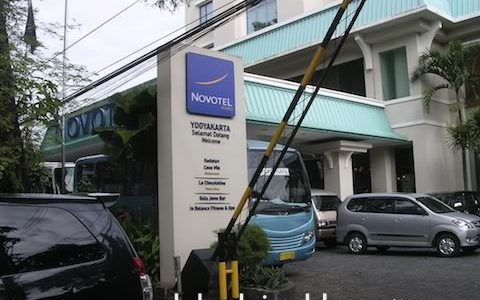 Review Hotel Novotel Yogyakarta