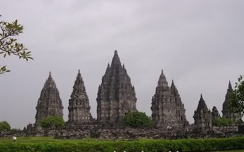 Candi Prambanan, candi Hindu cantik warisan dunia