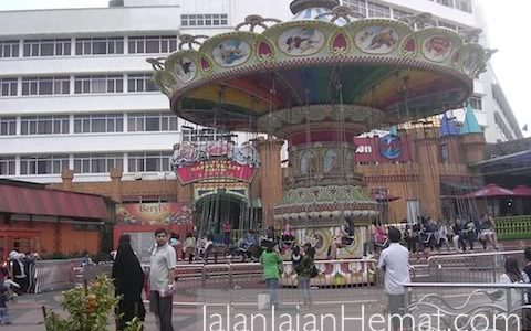 Outdoor Theme Park Genting (Malaysia)