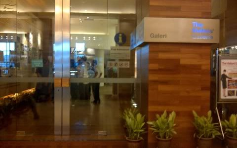 The Visitor's Galleria (Genting Malaysia)