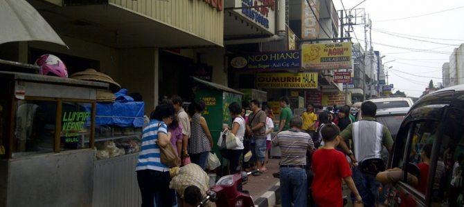 Kuliner Gang Aut (Bogor)