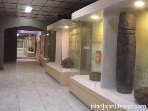 Koleksi Museum di Lantai 1