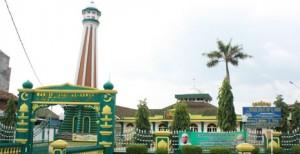 Masjid Jami Al Anwar, masjid tertua di Lampung