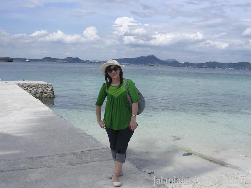 Dermaga Pulau Tangkil