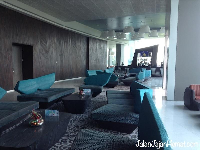 Lobby Novotel Lampung