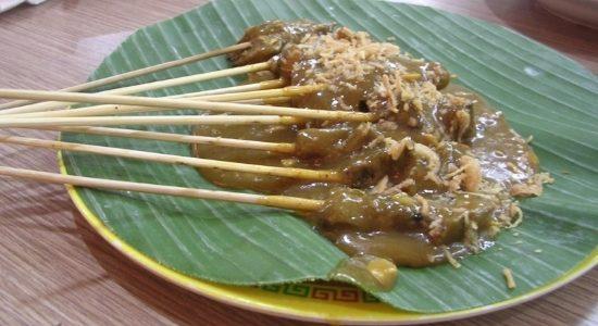 Wisata kuliner di Padang