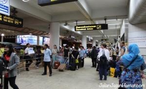 Suasana di bandara
