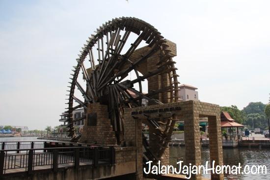 Kincir Air Kesultanan Melaka