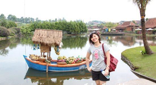 Floating Market Lembang (Bandung)