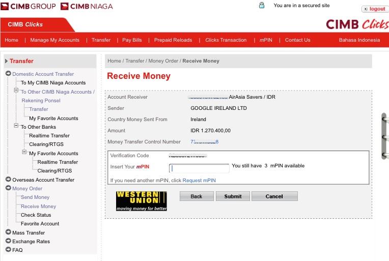 Western Union CIMB Clicks02