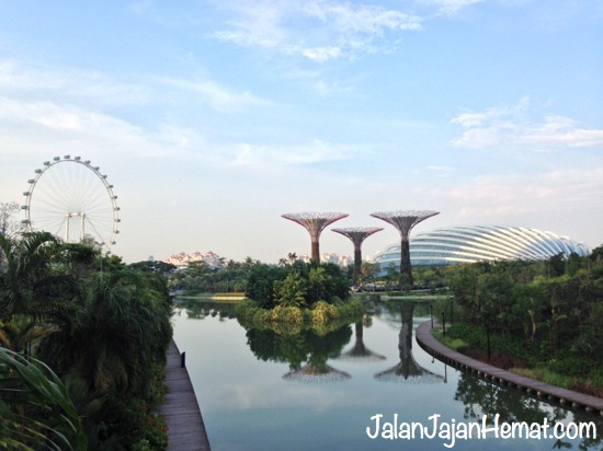 Gardens By The Bay Singapore Jalan Jajan Hemat