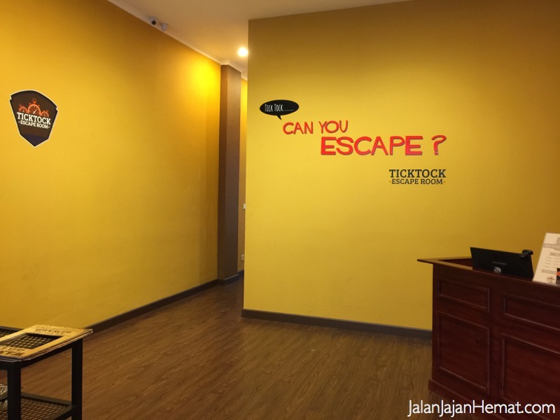Ticktock Escape Room
