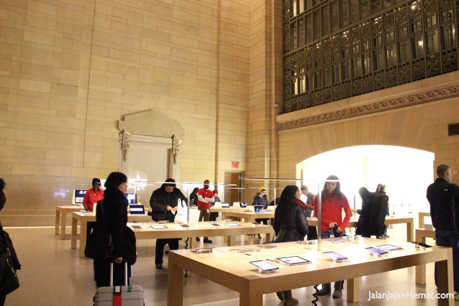 Apple Store di Grand Central Terminal