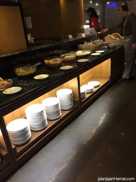 Pilihan makanan tanpa penjelasan