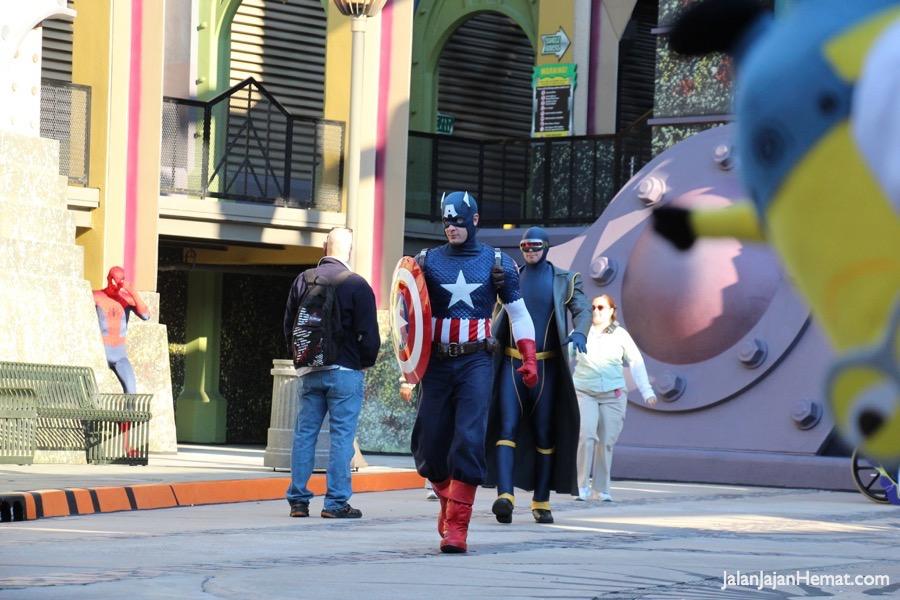 Tokoh Superheroes