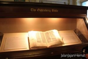 Library of Congress - Guttenberg Bible