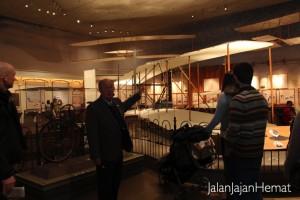 Pemandu museum gratis