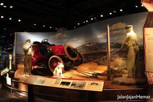 Sejarah alat transportasi