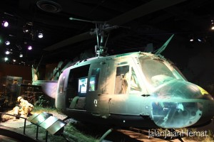 National Museum of American History - Helicopter