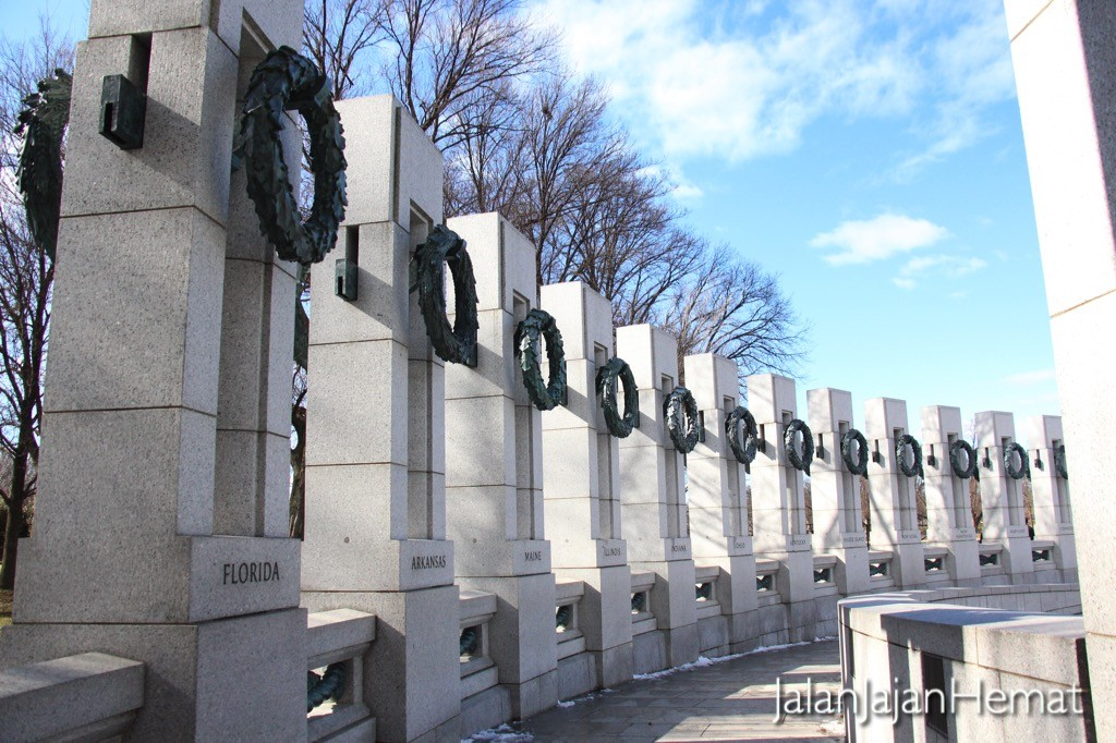 National WW II Memorial