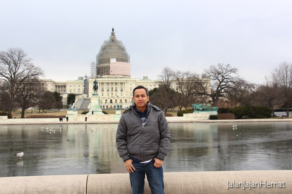 US Capitol with RM
