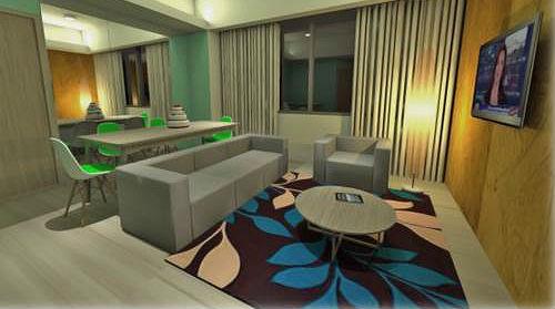 Tipe Deluxe Suite Room