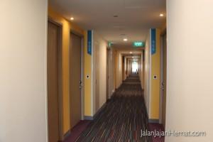Koridor hotel