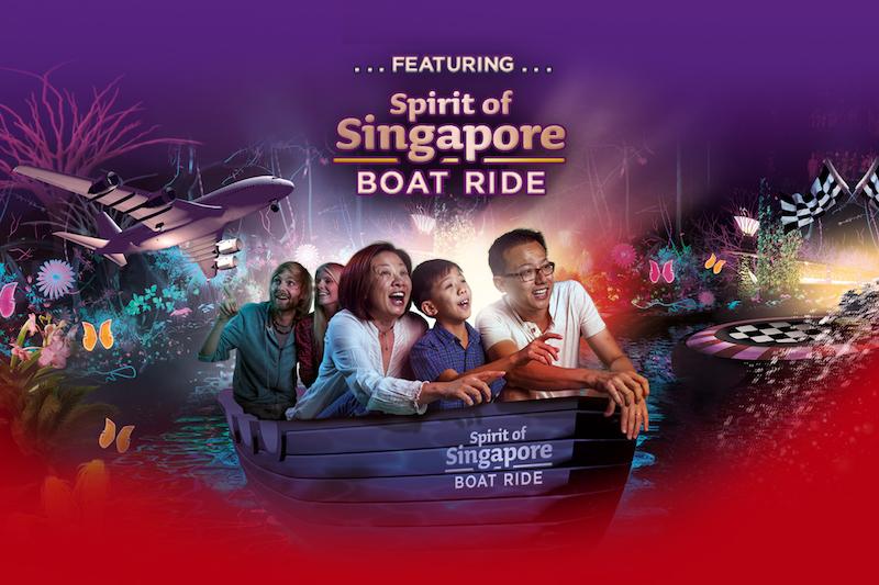 Spirit of Singapore Boat Ride