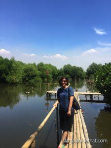 Meniti bambu