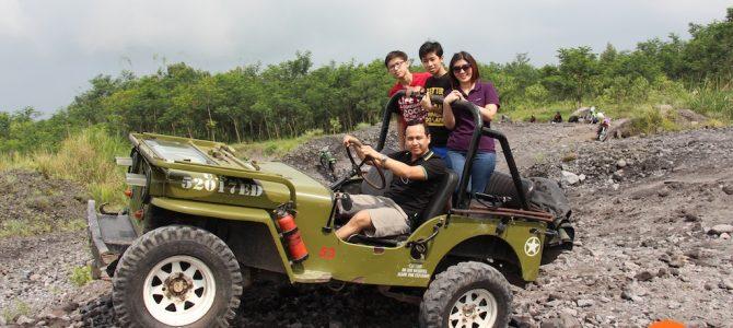 Wisata Merapi Kaliurang