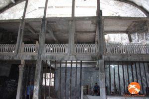 Salah satu sisi di ruang utama