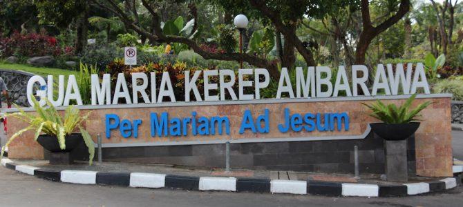 Gua Maria Kerep Ambarawa