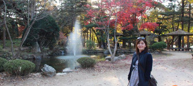 Berlibur ke Korea Selatan