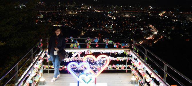 Namsan Seoul Tower, landmarknya kota Seoul