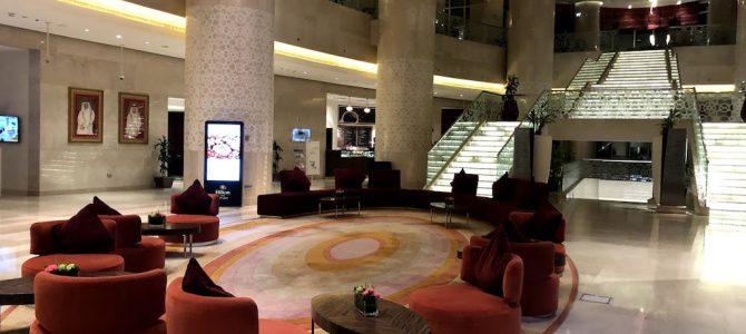 Menginap gratis di hotel bintang 5 di Doha Qatar